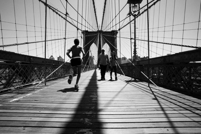 Grégoire De Poorter - grevision - New York City - Brooklyn Bridge