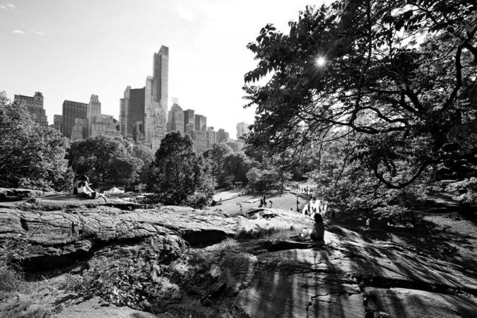 Grégoire De Poorter - grevision - New York - Central Park