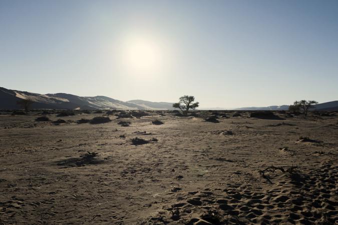 Grégoire De Poorter - grevision - Namibia - Sossusdessert
