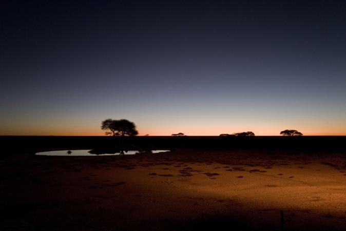 Grégoire De Poorter - grevision - Namibia - sunset